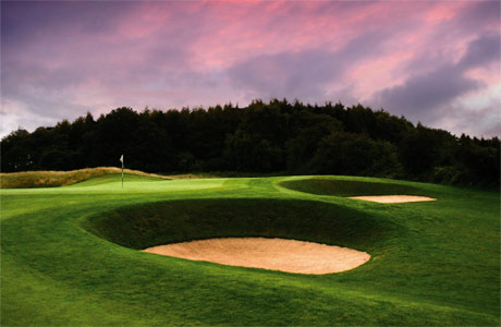 Celtic Manor - Montgomerie