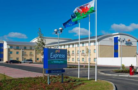 Holiday Inn Express - Cardiff Airport