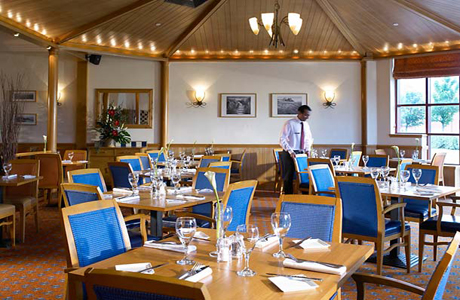 Marriott Hotel Swansea Restaurant